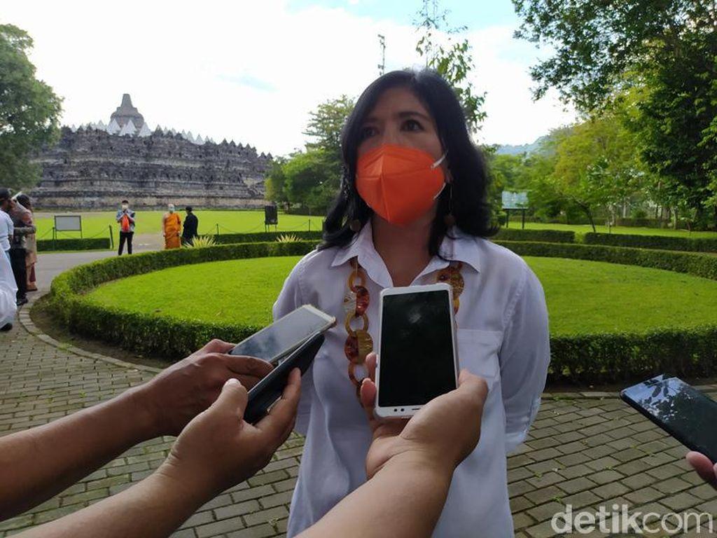 Ikuti Jateng di Rumah Saja, Candi Borobudur Tutup 2 Hari di Akhir Pekan