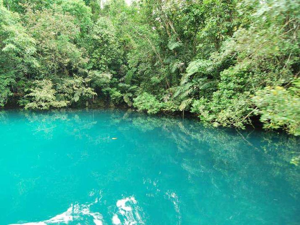 Danau Labuan Cermin, Harta Karun di Kalimantan Timur