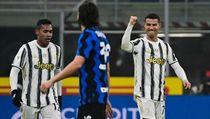 Comeback, Juventus Menang 2-1 Atas Inter
