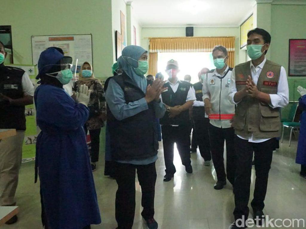 RS Lapangan Joglo Dungus Madiun Diresmikan, 150 Bed Siap Tampung Pasien COVID