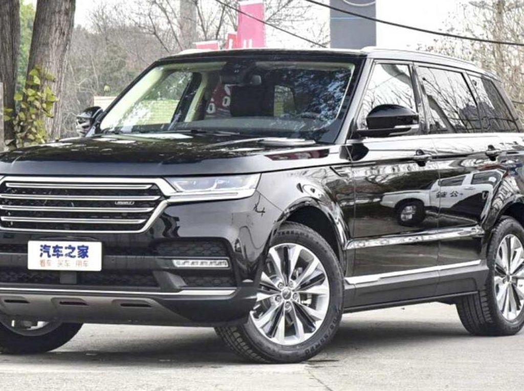 Nih, Wujud Mobil Kloningan Range Rover Seharga Rp 300 Jutaan