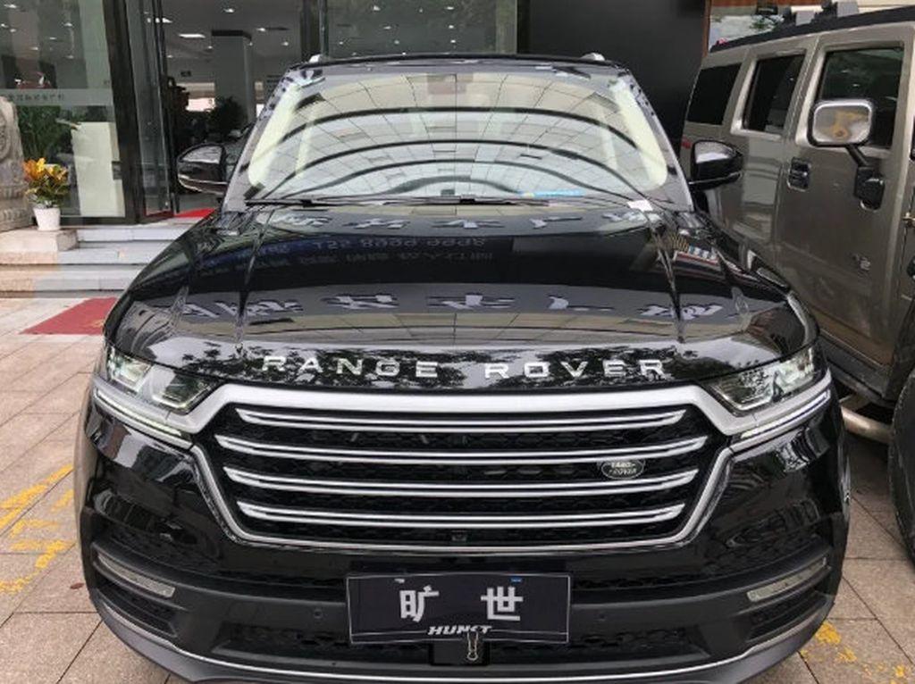 Hunkt Canticie, Mobil China Mirip Range Rover Harga Cuma Rp 300 Jutaan