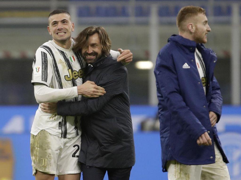 Juventus Tolak 57 Juta Euro dari Liverpool untuk Demiral? Tak Sia-sia