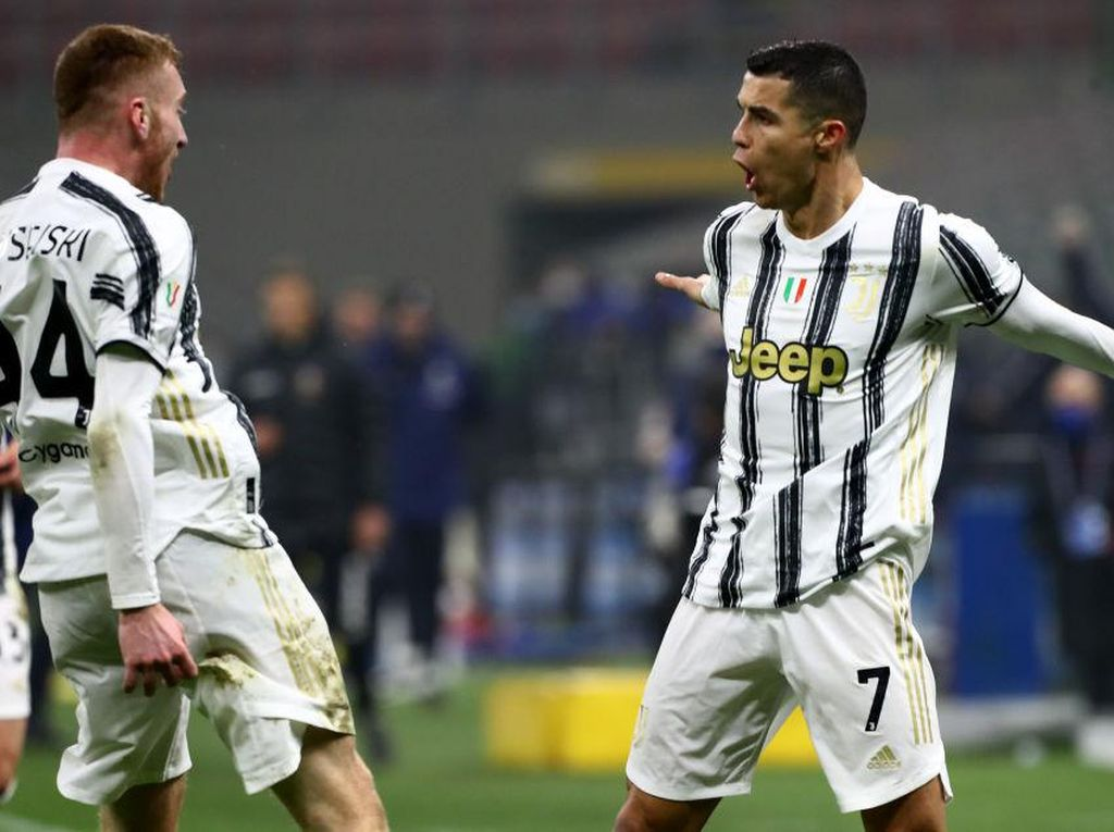 Inter Vs Juventus: Bianconeri Menangi Leg Pertama Semifinal Coppa Italia