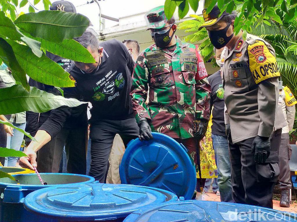 Tekan COVID-19, Kampung Tangguh di Jatim Akan Ditingkatkan Jadi 3.500