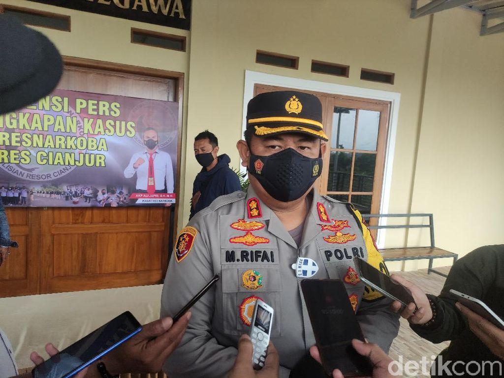 Cegah Aksi Teror,  Penjagaan Tempat Ibadah di Cianjur-Cimahi Diperketat