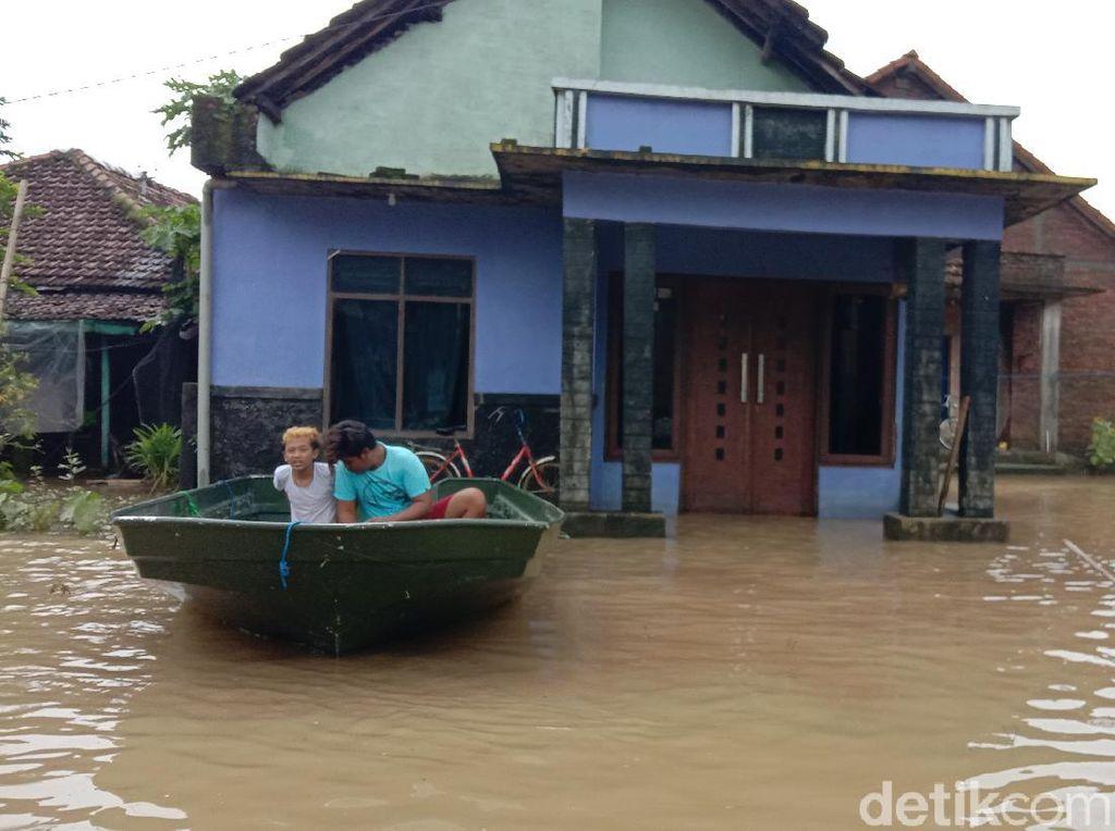 Lokasi Permukiman dan Risiko Banjir