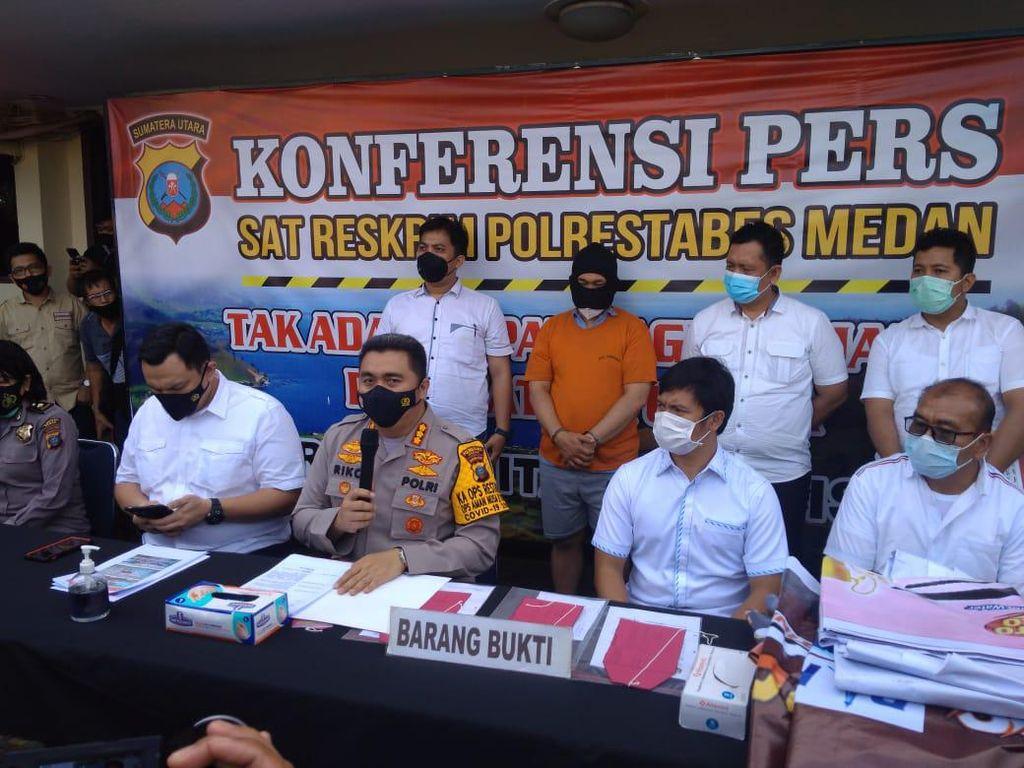 Polisi Tetapkan Penyelenggara Futsal Bikin Kerumunan di Sumut Jadi Tersangka