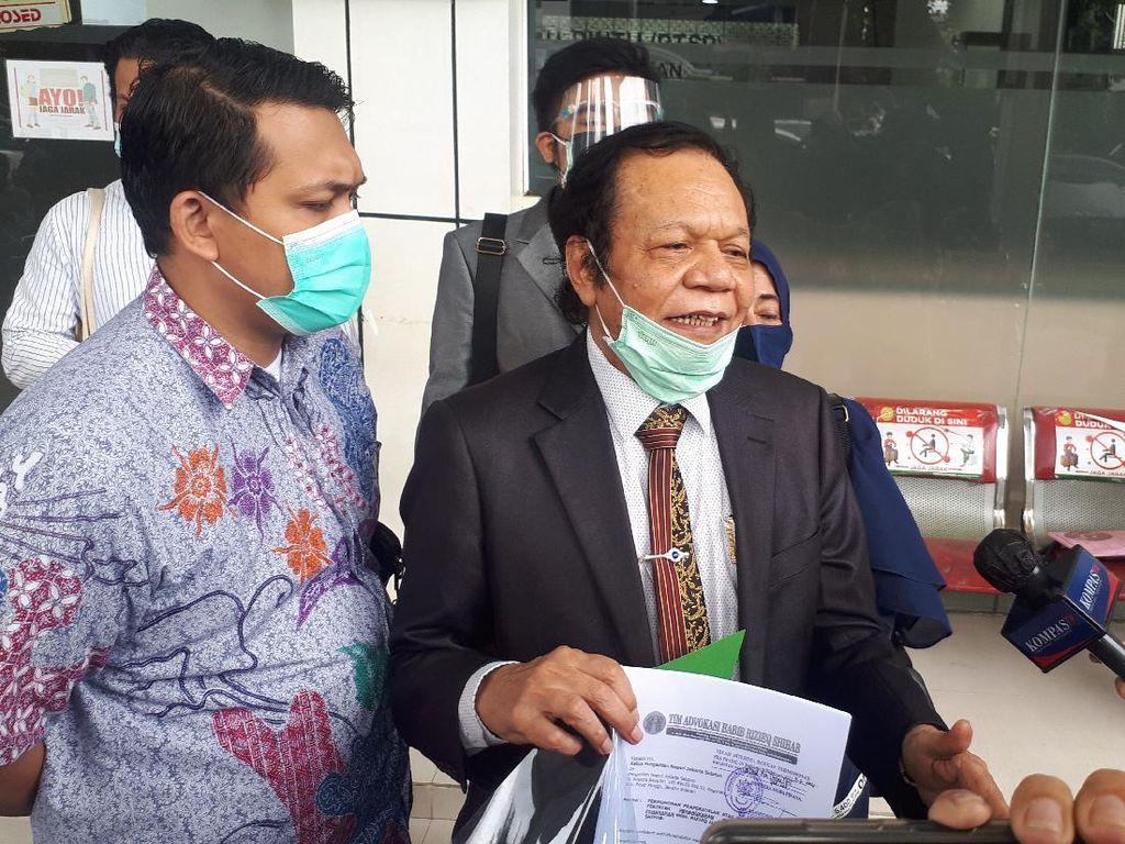 Habib Rizieq Kembali Ajukan Praperadilan Kasus Kerumunan