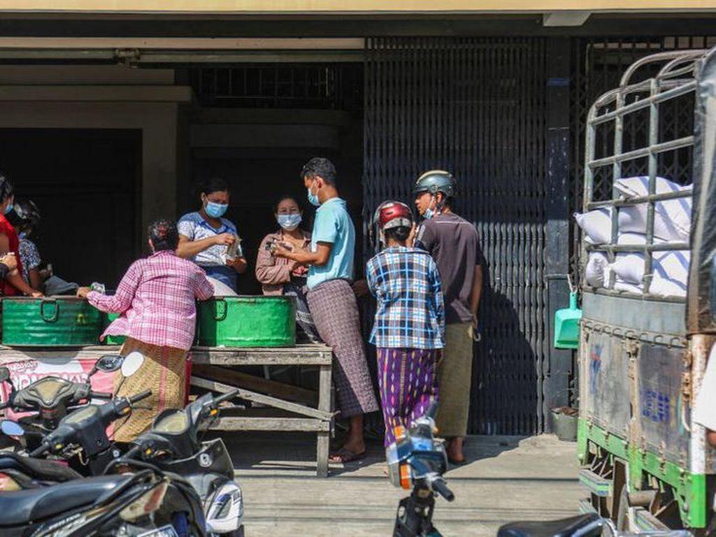 Warga Singapura di Myanmar Ungkap Kondisi Sehari Usai Kudeta