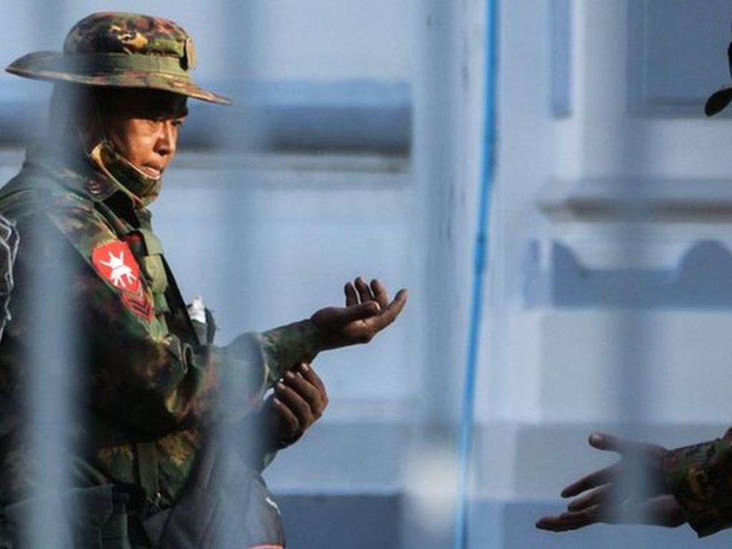 Dewan Keamanan PBB Upayakan Persatuan di Myanmar Usai Kudeta