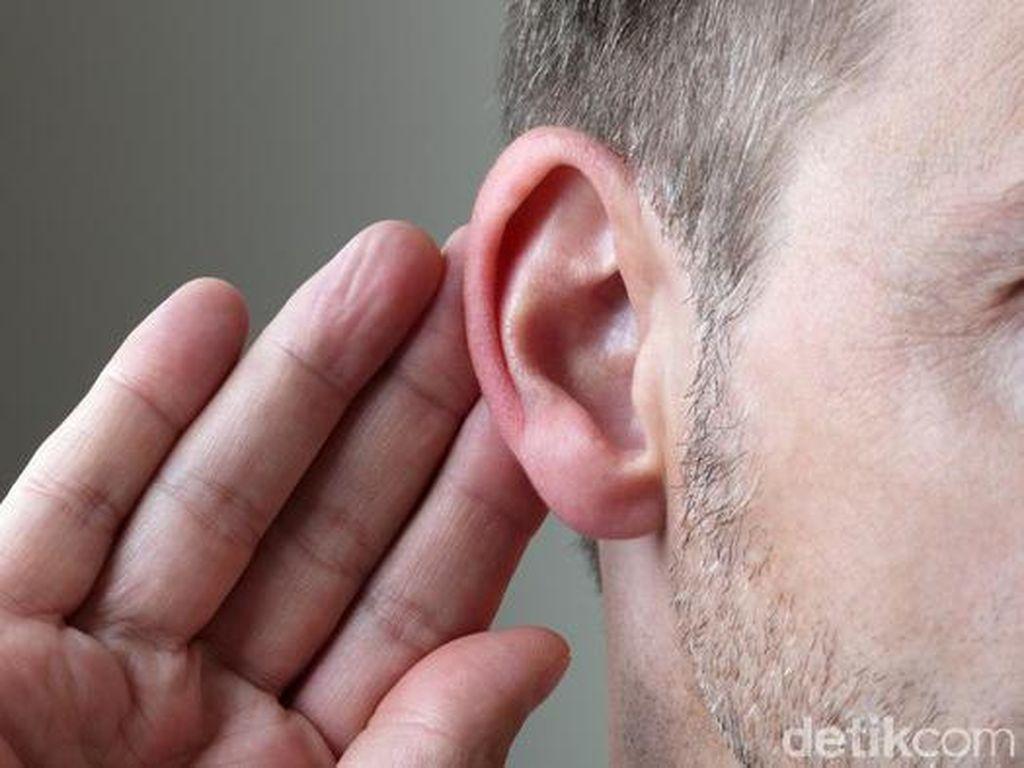 Studi Temukan Gejala Terbaru COVID-19 yang Tersembunyi pada Telinga