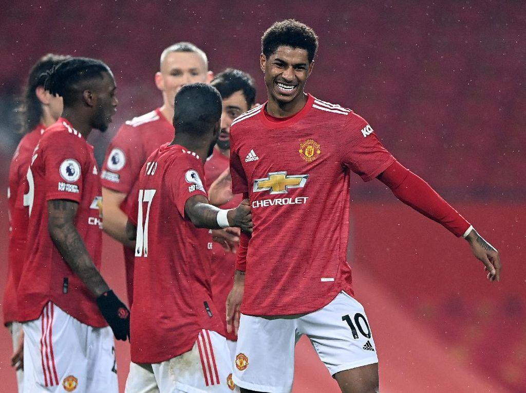 Man Utd Vs Southampton: Setan Merah Hancurkan 9 Pemain The Saints 9-0