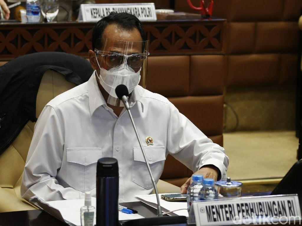 Menhub Beberkan Proyek Ambon New Port Rp 5 Triliun