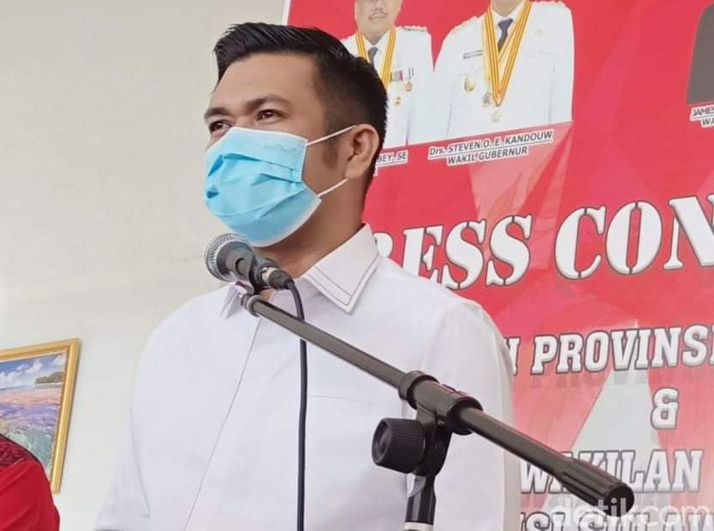 Kemendagri Belum Terima Surat Pencopotan James Arthur dari DPRD Sulut