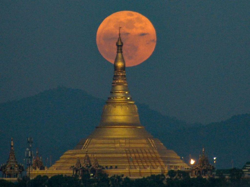 Lokasi Senam Ampun Bang Jago Saat Kudeta Myanmar dan 7 Fakta Nay Pyi Taw