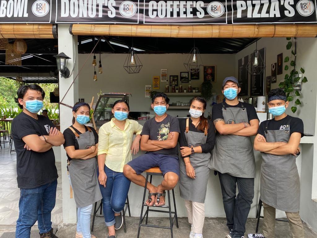 Cerita Pelaku Usaha Bali Buka Warung Karena Pandemi