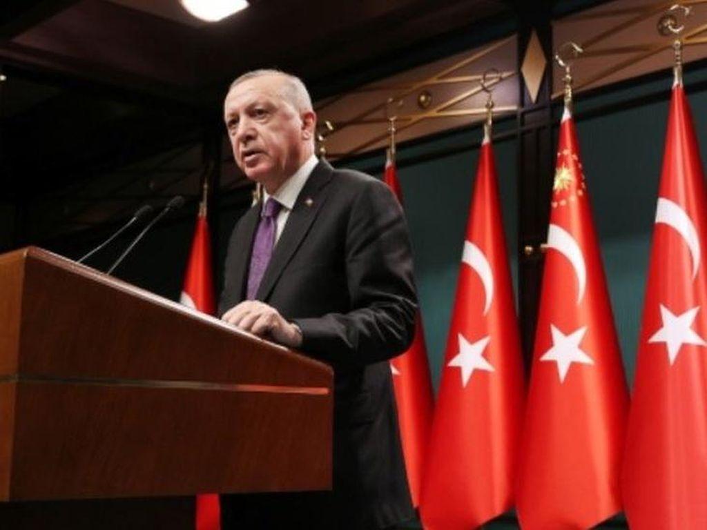 Erdogan Serukan Konflik Rusia-Ukraina Diselesaikan Secara Damai