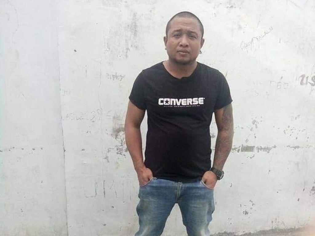 Ini Rinto Sabua, Otak Pengeroyokan TNI Gorontalo yang Ngumpet di Semak