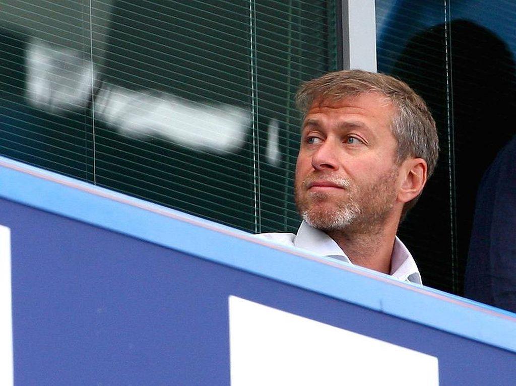 Chelsea Bukan Cinta Pertama Roman Abramovich