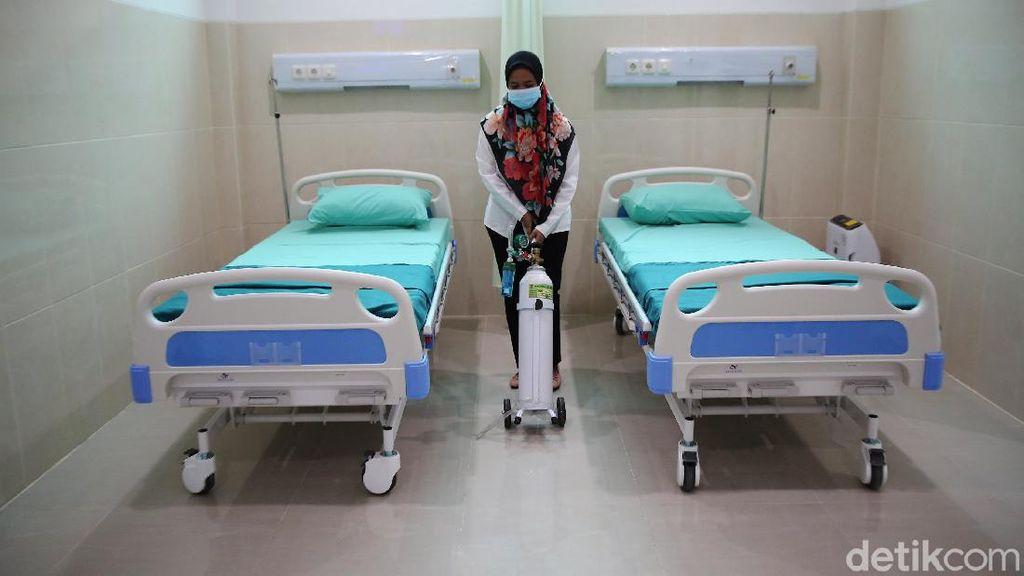 RSUD Bekasi Utara Siapkan Ruang Tambahan Pasien COVID-19