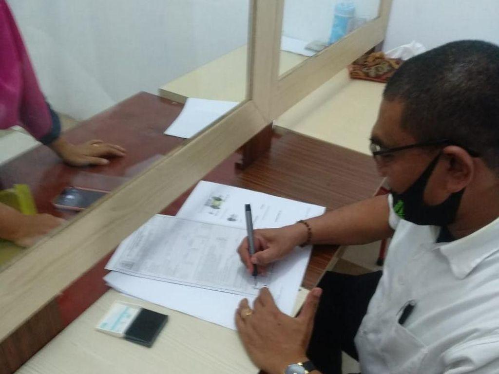 ASN Kemenag Aceh Singkil Patungan Beli Tanah Bikin KUA di Daerah Terpencil