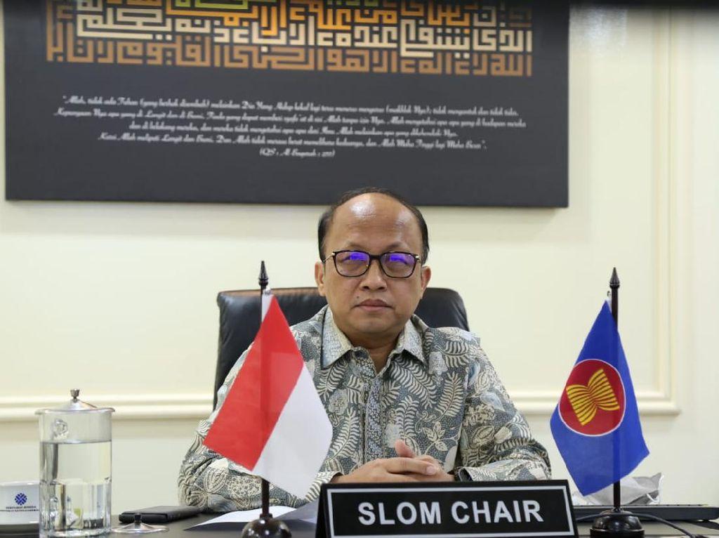 Kemnaker Ungkap Upaya Mitigasi Ketenagakerjaan RI di Dialog US-ASEAN