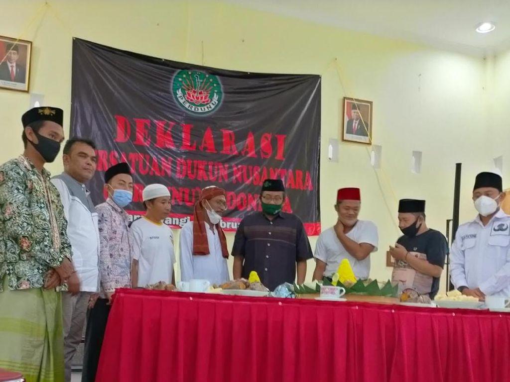Ini Tujuan Pembentukan Persatuan Dukun Nusantara di Banyuwangi