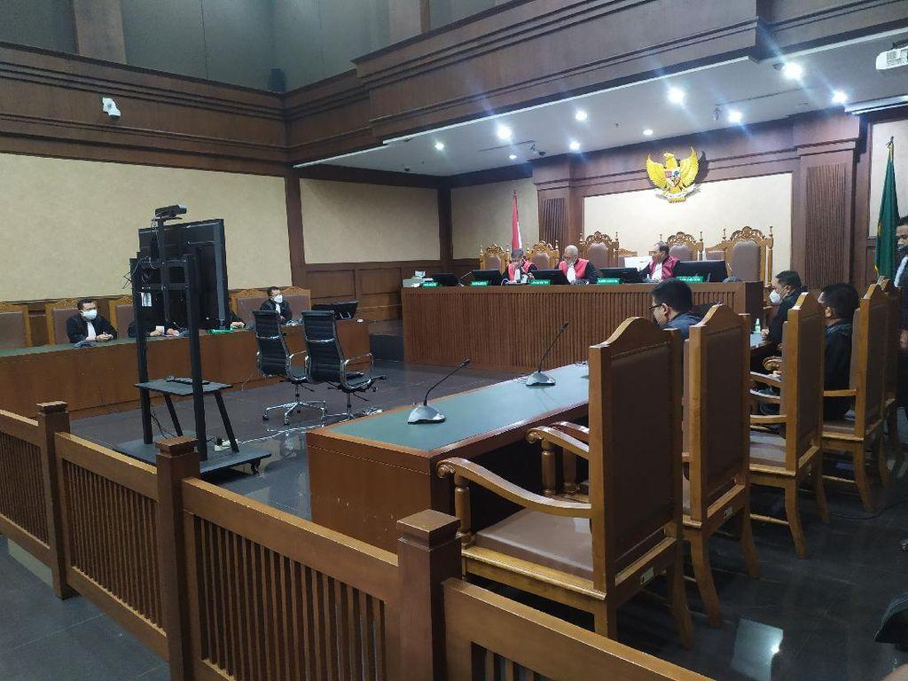 Eksepsi Hiendra Soenjoto Tak Diterima, Sidang Dilanjutkan Pemeriksaan Saksi