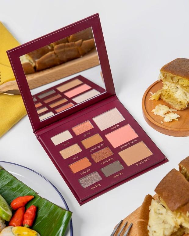 makeup pallete reinedoll