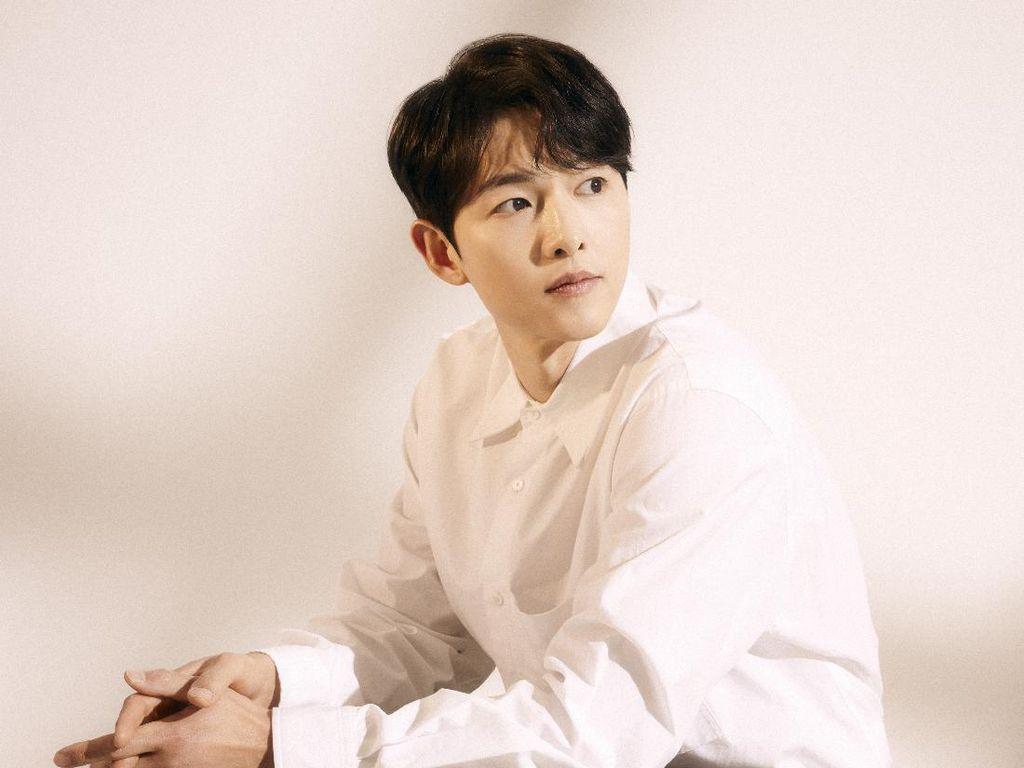 Song Joong Ki Tak Ingin Terbebani Main Blockbuster Korea Pertama