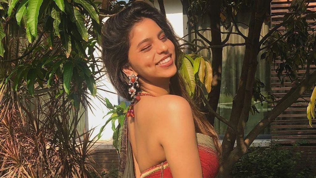 8 Potret Manis Putri Shah Rukh Khan yang Kerap Di-bully Berkulit Gelap