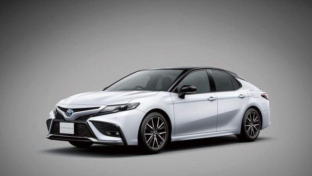 Tampilan Baru Toyota Camry