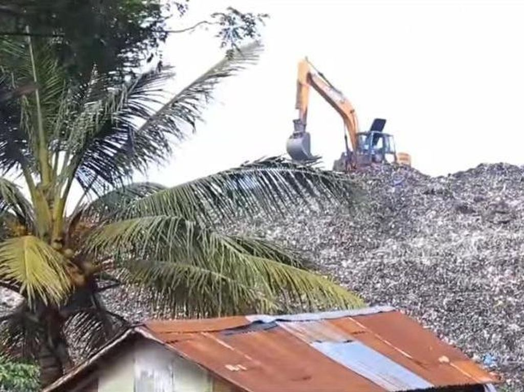 Pemkot Palembang Bakal Sulap TPA Sukawinatan Jadi Tempat Wisata