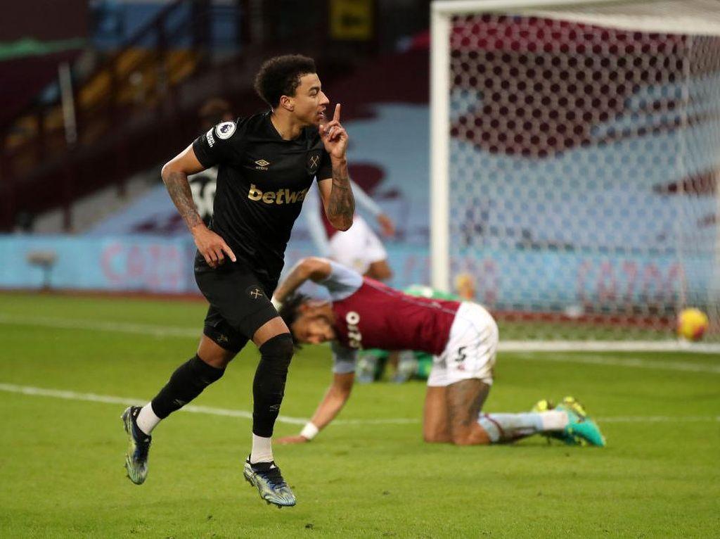Debut Manis Lingard bersama West Ham: Langsung Bikin 2 Gol
