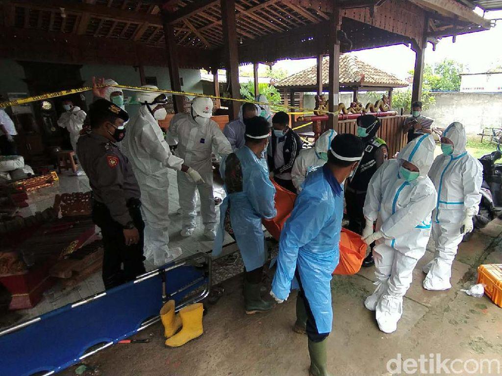 4 Orang Sekeluarga di Rembang Tewas, Polisi: Dihabisi Saat Tidur