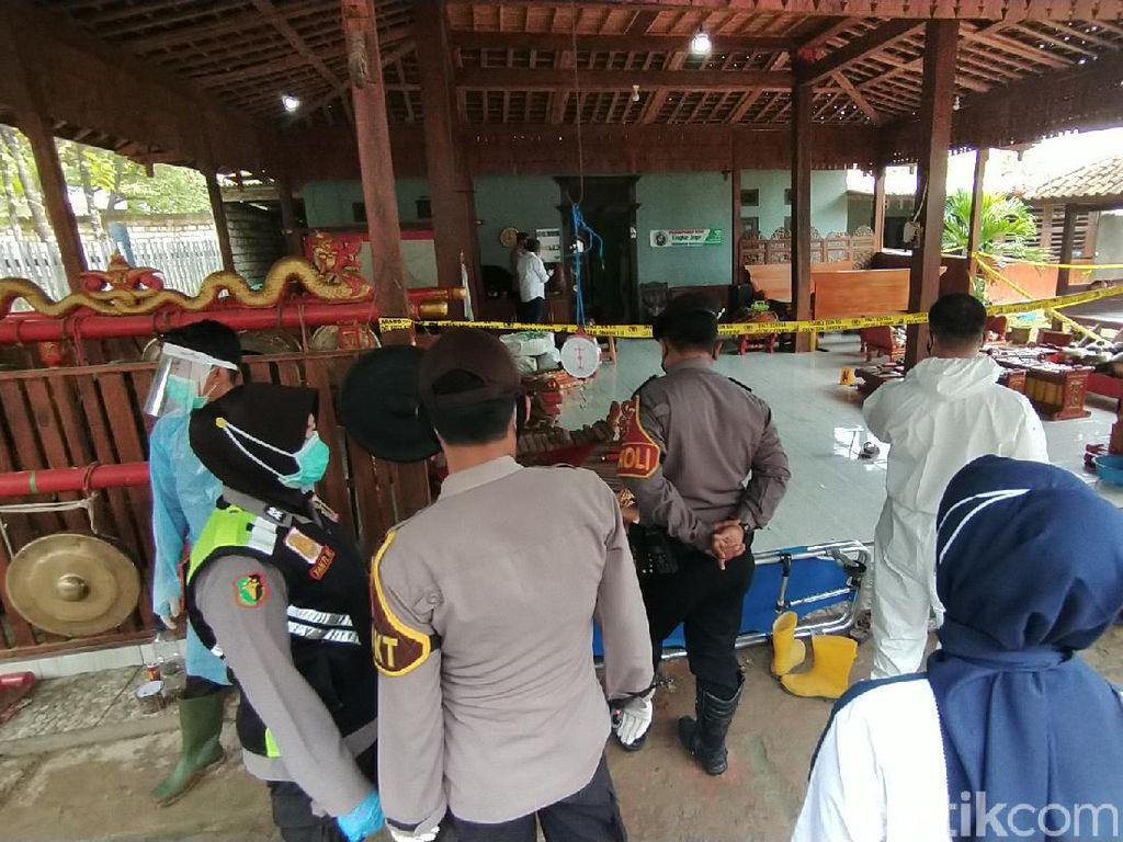 Pembunuhan Sadis 4 Orang Sekeluarga Rembang, Diduga Pelaku Tak Hanya Satu