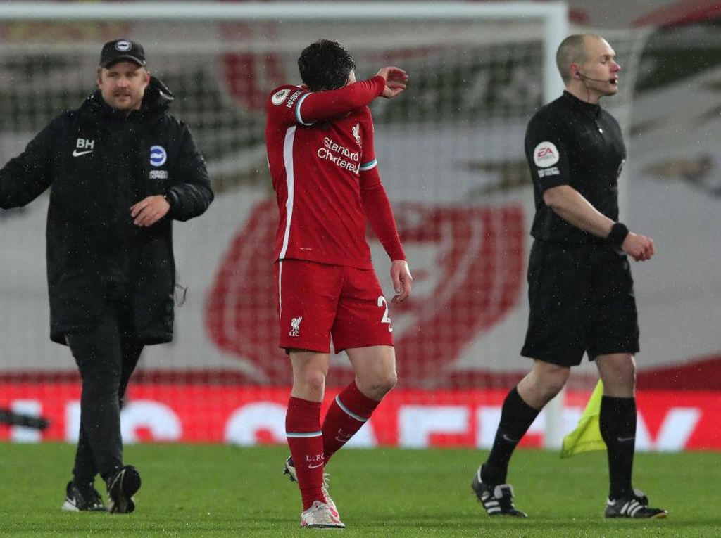 Liverpool Sudah Bukan Calon Juara Liga Inggris