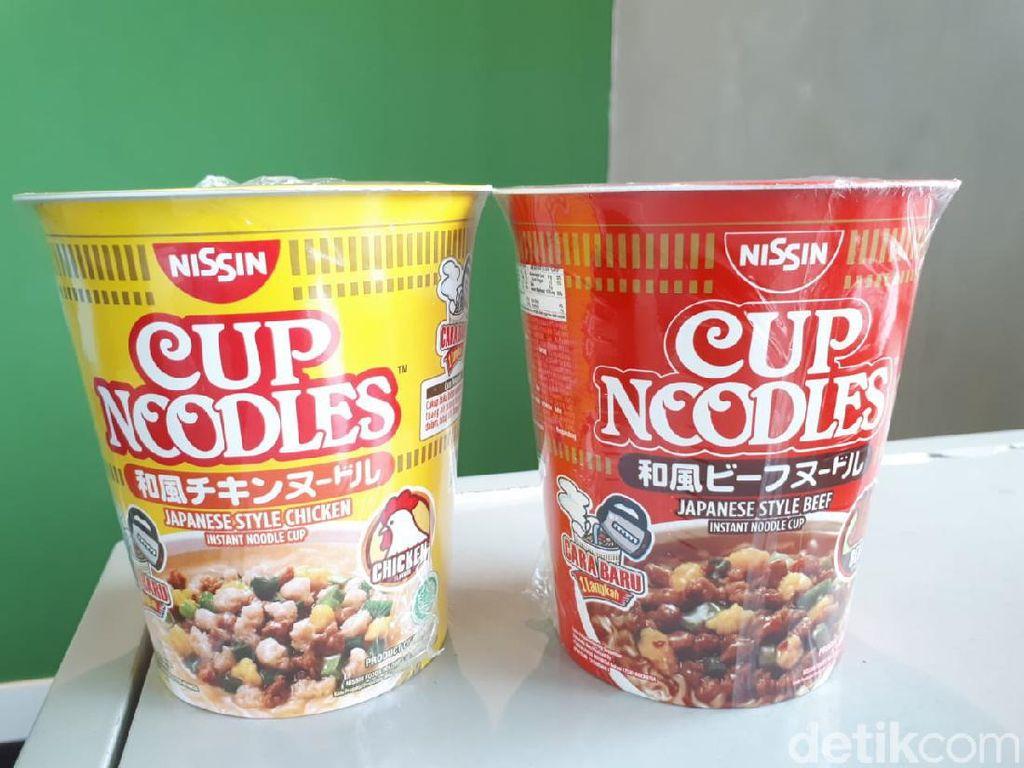 Cup Noodles, Mie Instan Cup Jepang Legendaris Sejak 1971