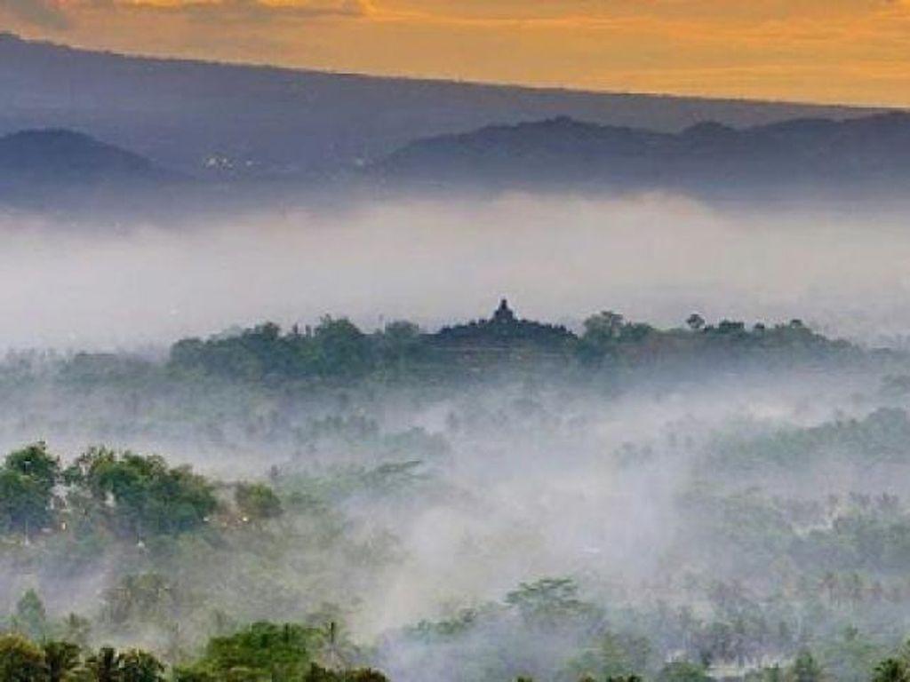 Berburu Sunrise di Punthuk Setumbu