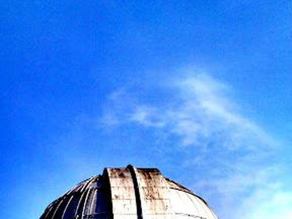Bertualang ala Sherina di Observatorium Bosscha