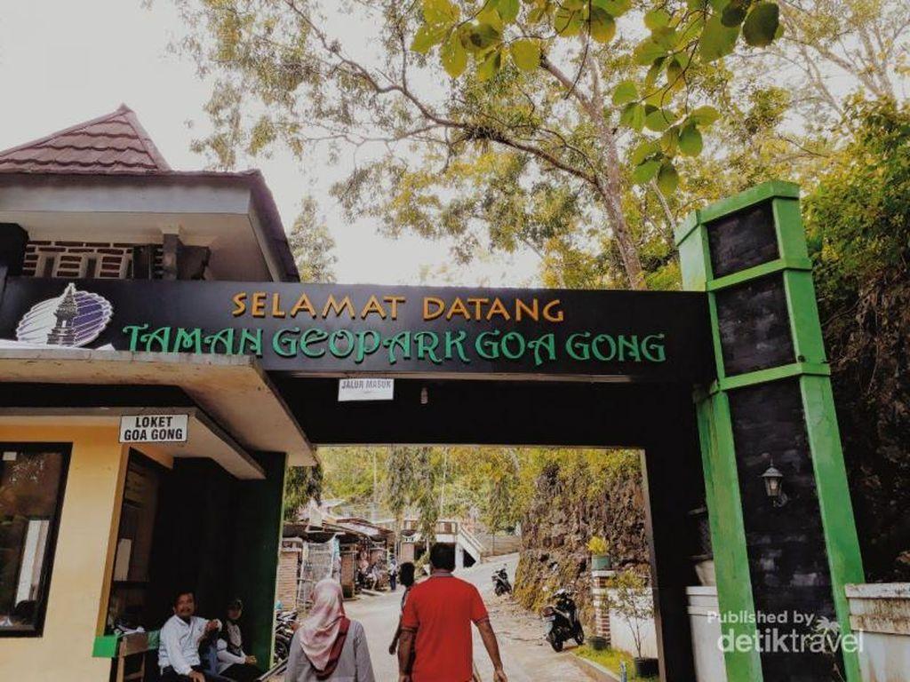 Cantiknya Gua Gong, Gua Terindah se-Asia Tenggara