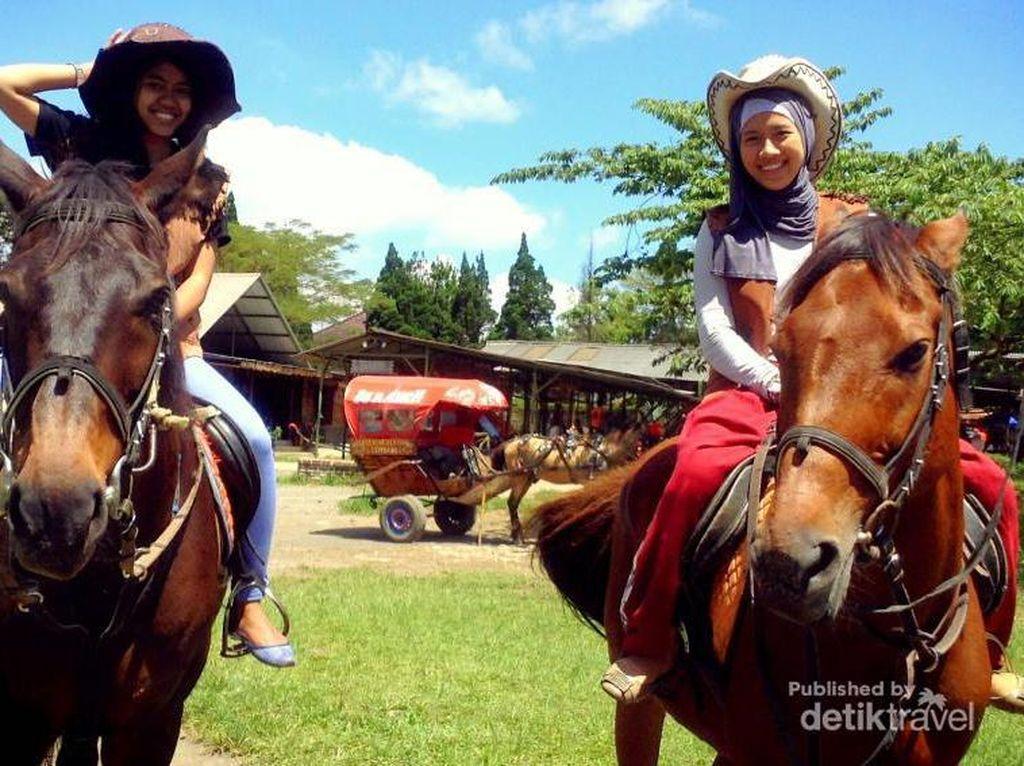 DeRanch, Ide Liburan Natal di Bandung