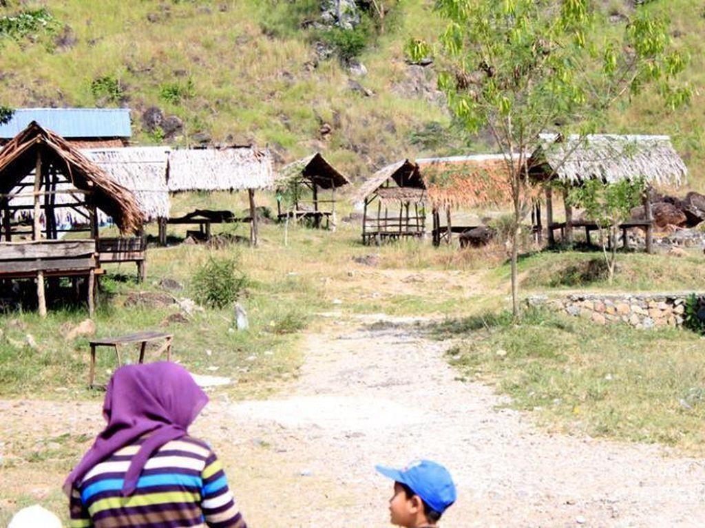 Hangatnya Berendam Air Panas di Pemandian Ie Seuum, Aceh Besar