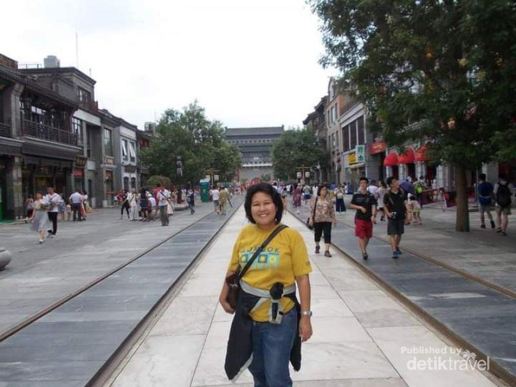 Keindahan Jalan Qianmen yang Bersejarah di Beijing