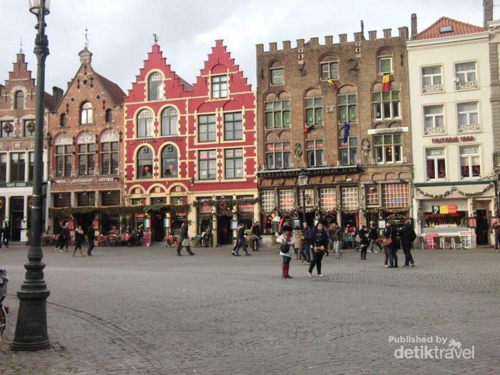 Kota Brugge, Venesia dari Belgia
