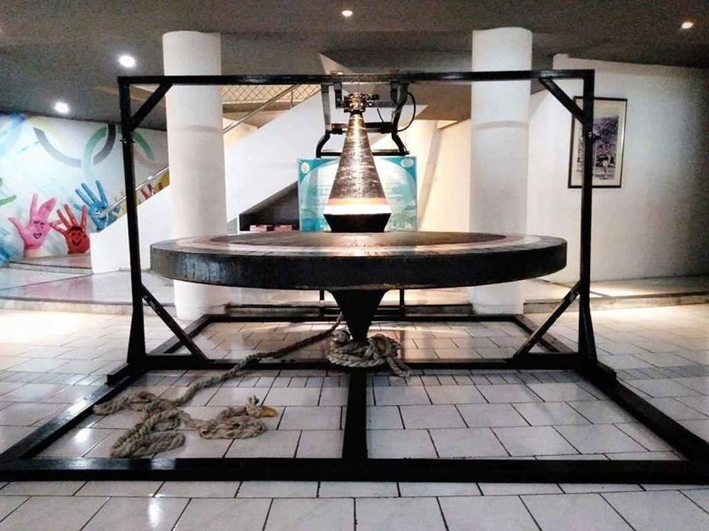 Museum Olahraga Nasional, Gudangnya Prestasi Atlet Indonesia