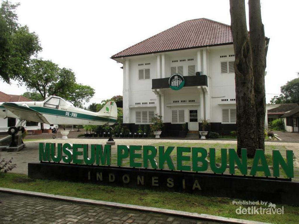 Sudah Tahu? Ada Museum Perkebunan di Medan