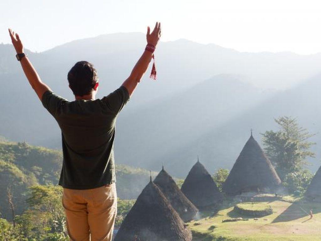 Traveling Ala Share Cost dan Nenek Moyang Orang Wae Rebo