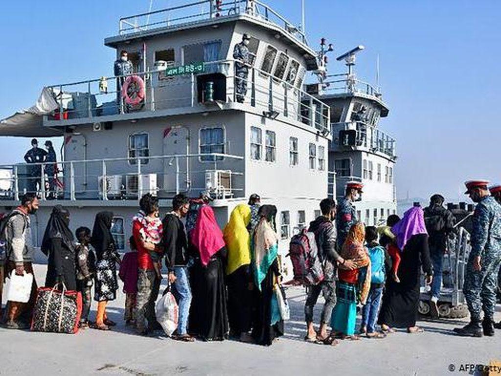 Pengungsi Rohingya Semakin Takut Kembali ke Myanmar Setelah Kudeta